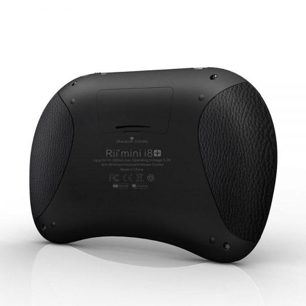 מקלדת מיני אלחוטית ומשטח מגע המקורית Riitek mini i8+ Wireless